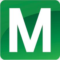 M verde